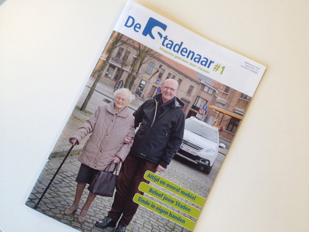 Stadenaar gemeentemagazine gemeente en overheid copywriting