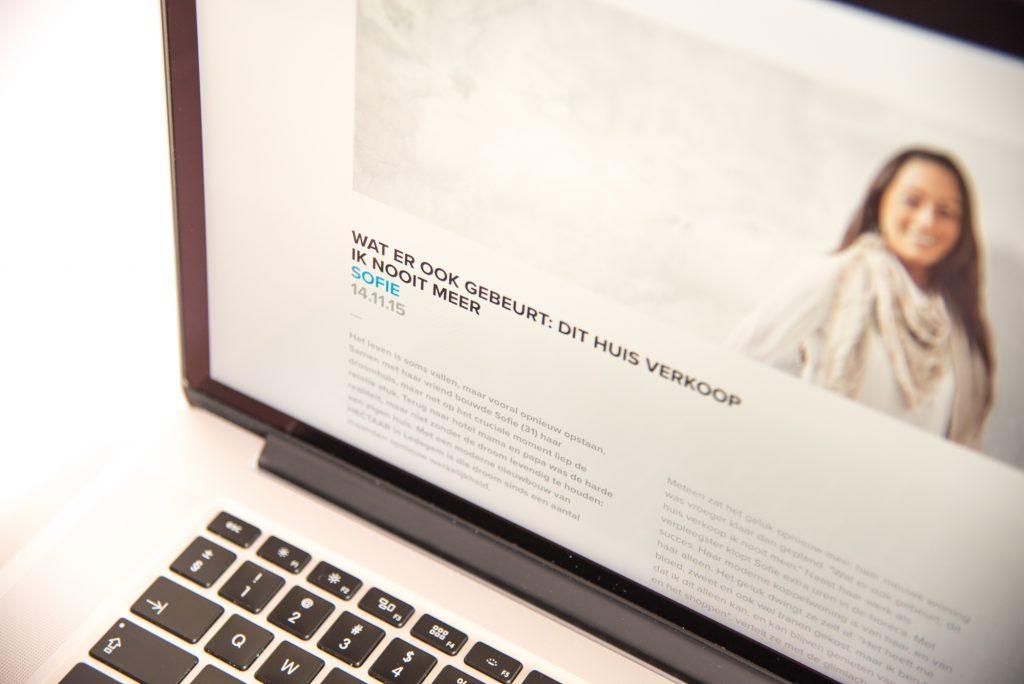 testimonial schrijven copywriter getuigenis online of print offline bliksem schrijfbureau kortrijk
