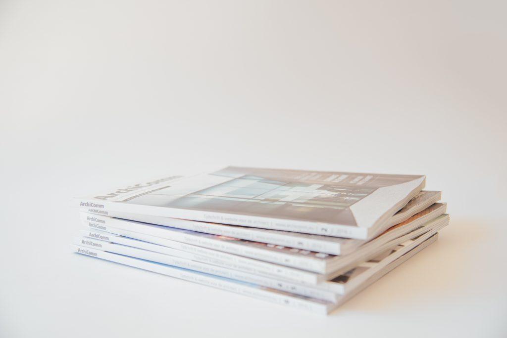 magazine bedrijfsmagazine schrijven journalist redacteur copywriter voor magazines bliksem schrijfbureau kortrijk
