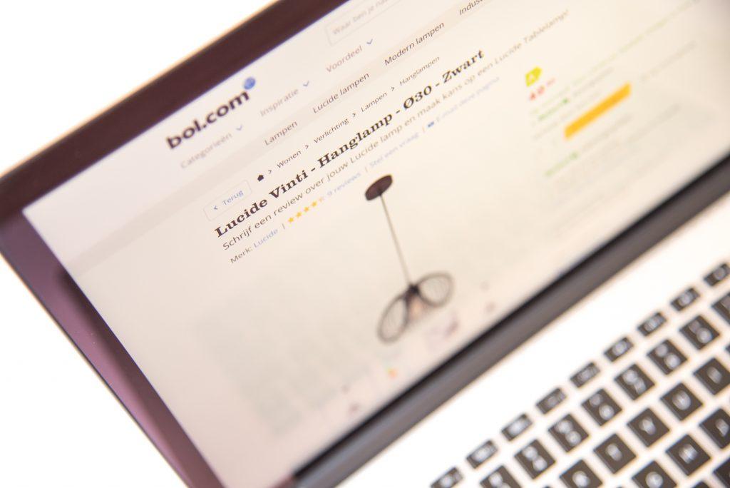copywriter productbeschrijving online webshop seo e-commerce bliksem schrijfbureau
