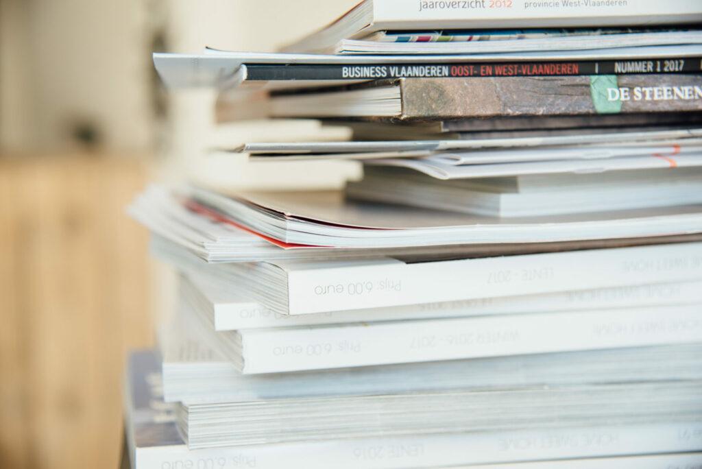 eigen magazine, magazine maken, tijdschrift redactie