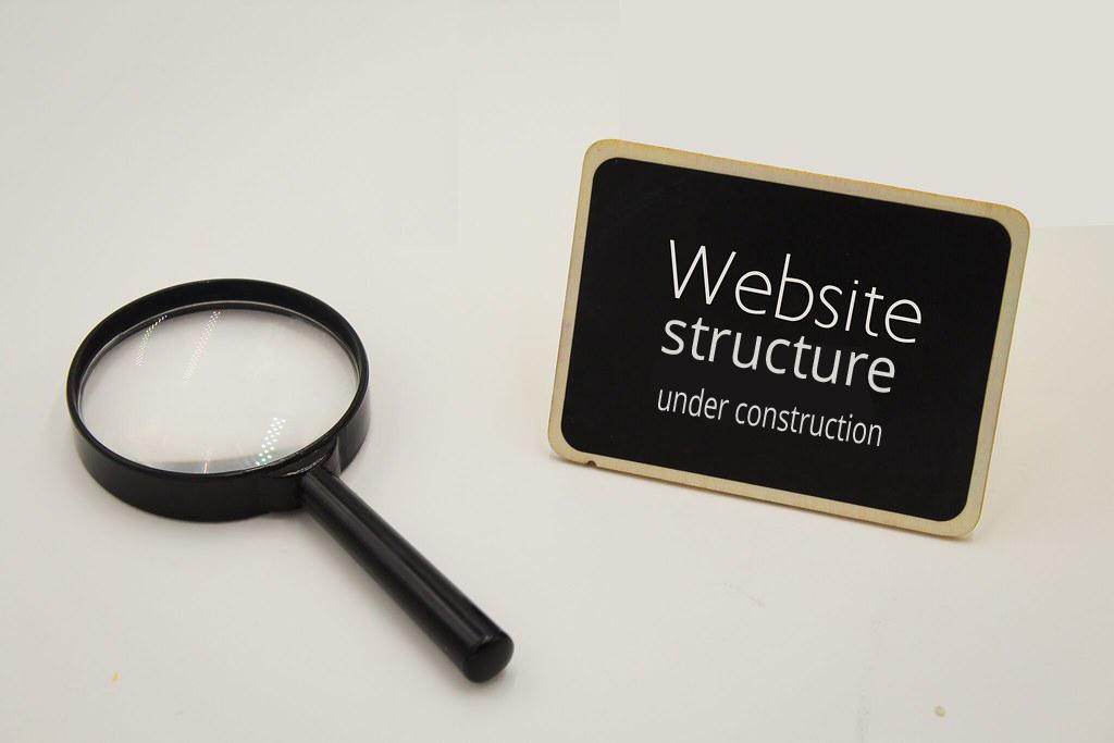 webstructuur, structuur website, seo